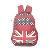 YOUNG SOUL Ransel [A18-2082] - Red - Backpack Wanita
